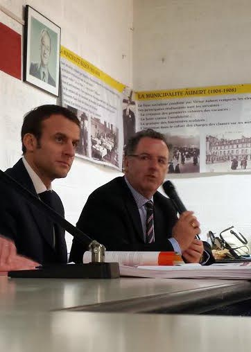 Loi Macron en demi-ton