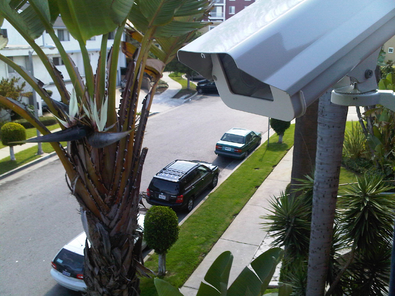Des cameras pour la surveillance publique à Plougonvelin