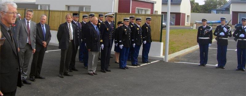 ploudalmezeau-inoguration-gendarmerie
